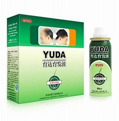 Yuda hair regrowth pilatory Extra strength for men's fast hair growth spray