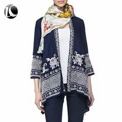 100% cashmere ladies cardigan sweater