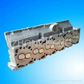 Dongfeng engine parts 6bt cylinder head assy diesel engine