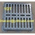 Ductile Iron Gully Grates Drainage & Sewage EN124