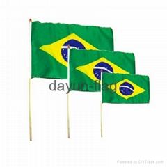 Hand Shake Flag (Promotion Flag)