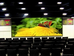 Superior SMD P4 Indoor Full Color LED Display Screen