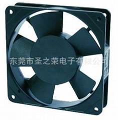 Wholesale ac12025 cooling fans,oilretaining bearing