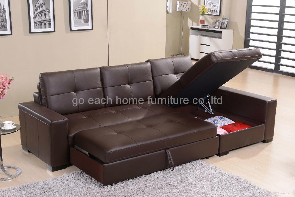 真皮沙发G017 3