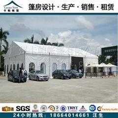 戶外大型車展篷房