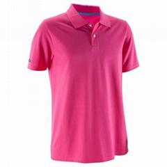 oem men table tennis t-shirt jersey