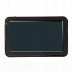 7inch gps navigation with bluetooth av-in