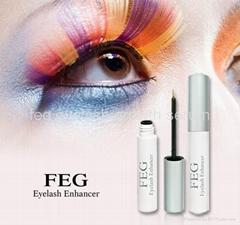 2014 Hot High Quality FEG Eyelash Growth Serum FEG Eyelash Enhancer Mascara