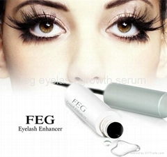 Eyelash Growth Serum FEG Eyelash Enhancer Liquid Throw False eyelash away