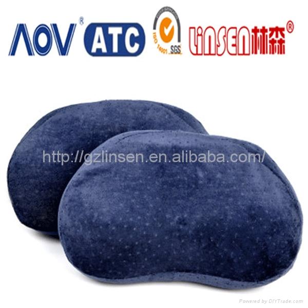 memory foam car travel neck pillow 1