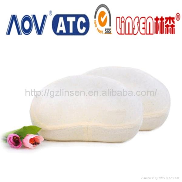 memory foam car travel neck pillow 3