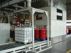 IBC桶多功能全自动灌装机