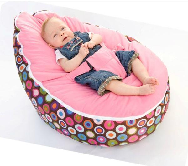 Various Color Soft Baby Bean Bag Kids Sleeping Lazy Bean
