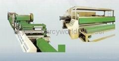 Plastic Earthwork Grid Production