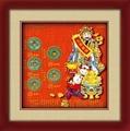 中华传统文化古铜钱礼品五福献瑞 1