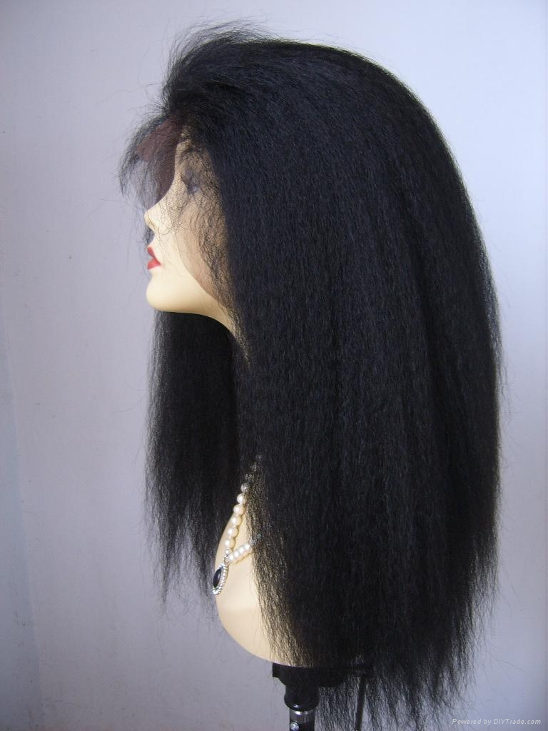 stock lace wig full lace wig lace front wig human hair wig hair replacement 1