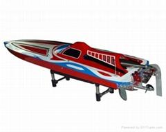 1:5 RC boat