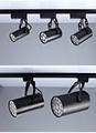 Led track lighting full set led spotlight beijingqiang energy saving lamp copper 2