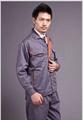 长袖套装工作服