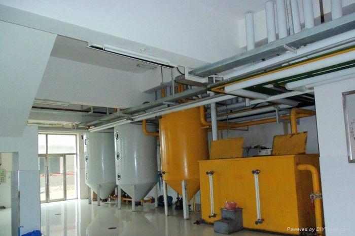 Rice Bran Oil Refining Machine 1