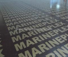 high quality marineplex Film Faced Plywood