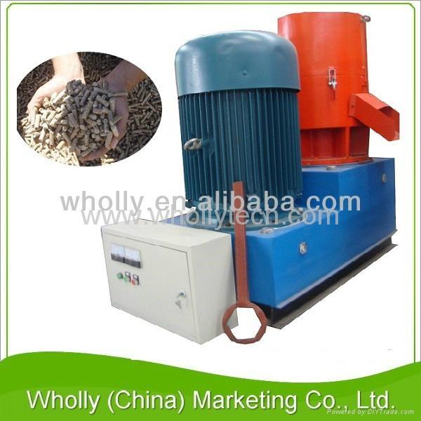 Wood Pellet Machine 2