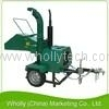 Hot Sale CE Approval High Efficiency New Tractor Diesel Branch Wood Chipper