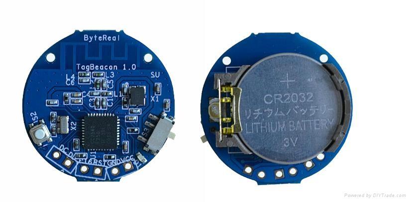 ibeacon bluetooth 4 0 BLE cc2540 module ibeacons station - 1