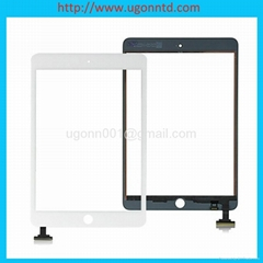 iPad Mini Touch Screen Glass Digitizer Front Lens Replacement