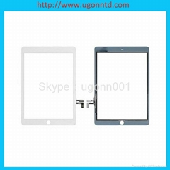 iPad Air 5th Generation Touch Screen Glass Digitizer Replacement Lens Part