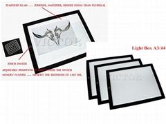 Premium Light Box A4,