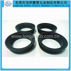 High quality silicone rubber spiral sleeve custom