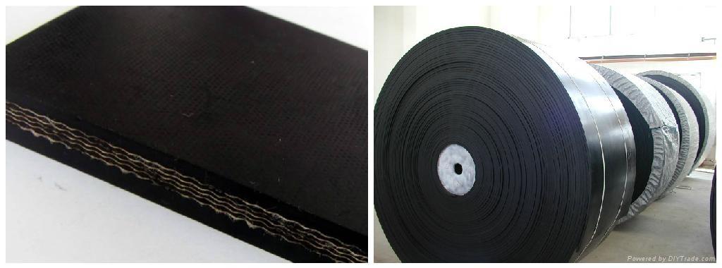 Multi-Ply Fabric Rubber Conveyor Belt (EP/NN/CC) 1