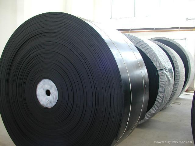 Multi-Ply Fabric Rubber Conveyor Belt (EP/NN/CC) 2