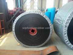 Polyster Rubber Conveyor Belt