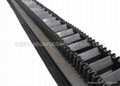 Industrial Corrugated Sidewall Conveyor
