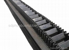 Industrial Corrugated Sidewall Conveyor Belt