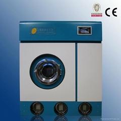 perchloroethylene dry cleaning machine