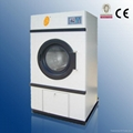 Industrial heavy duty garment tumble dryer