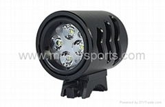 1600 lumens CREE LED RECHARGEABLE WATERPROOF BIKE/BICYCLE LIGHT