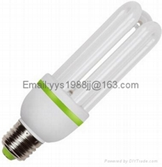 E27 3U Energy saving lamp