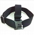 Mount Camera Fixed Headband Size