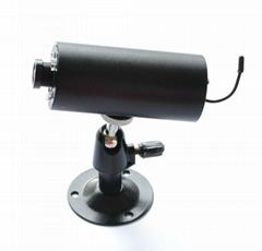 2.4ghz 4 channels metal case wireless hd camera mini camera