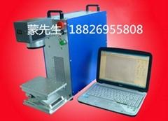 深圳龙岗便携式光纤激光打标机