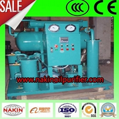 Sing-stage Transformer Oil Purifier(ZY)