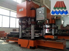 2014 Full-Automatic Large-size Roof Tile Making Machine