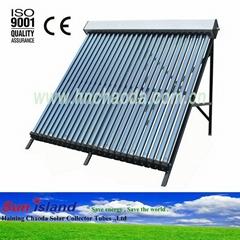 2014 Vacuum Tube Non Pressurized Solar Manifold Collector