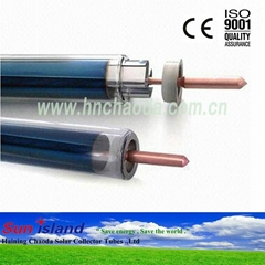 CHAODA Solar Copper Heat Pipe Vacuum Tubes