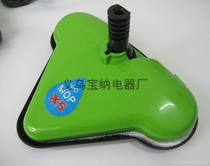 H2O MOP X5 五合一蒸汽拖把 5 in 1 steam mop TV蒸汽拖把 3