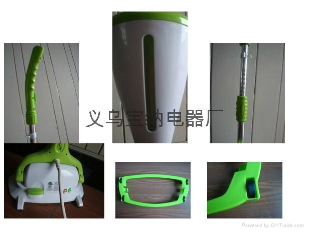 H2O MOP X5 五合一蒸汽拖把 5 in 1 steam mop TV蒸汽拖把 4